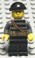 dark stone grey minifigures.